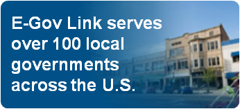 E-Gov Link Serves over 100 governments image